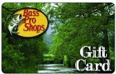 Win a $50 Bass Pro Gift Card from EZ Buy Turf!